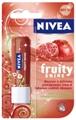 Traieste-ti vara cu zambetul pe buze, cu noul NIVEA Lip Care Fruity Shine Pink Guava!