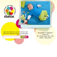 Primul magazin Kariok din Bucuresti
