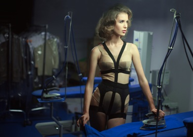 "Murmur lanseaza colectia de Primavara/ Vara 2012, ""The Good Wife"""