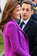 Nicolas Sarkozy _i Carla Bruni isi doresc un copil