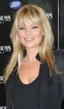 Kate Moss a cantat pentru pictorul Lucian Freud, la aniversarea acestuia