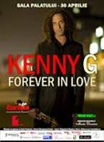 Kenny G a concertat la Bucuresti in fata a 3.000 de persoane