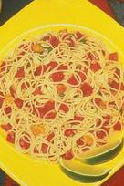 Paste cu salsa